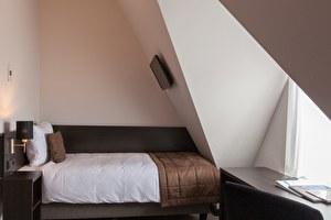 Kleine eenpersoonskamer